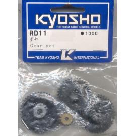 GEAR SET - KYOSHO