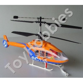 FUSOLIERA EC135 O-FLY